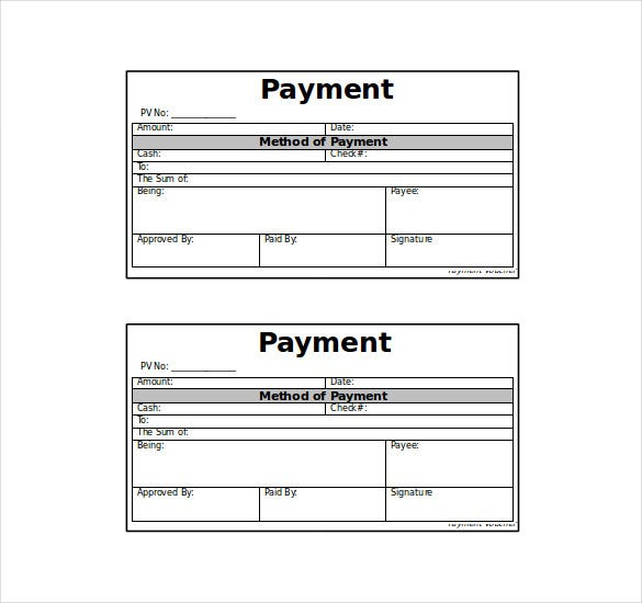 Voucher Template 9 Free Word PSD EPS Documents Download – Sample Payment Voucher Template