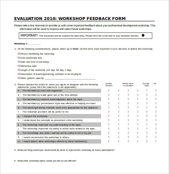 Survey templates 27 free word pdf documents download for Conference survey template