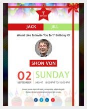 Birthday Email Template With Images