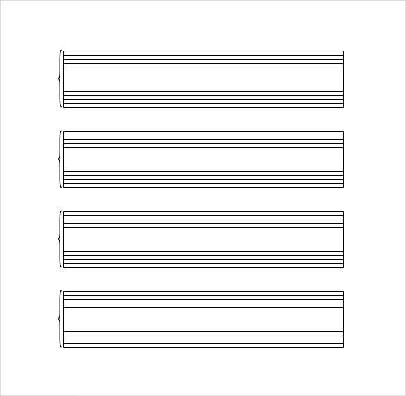 printable grand staff music paper pdf download