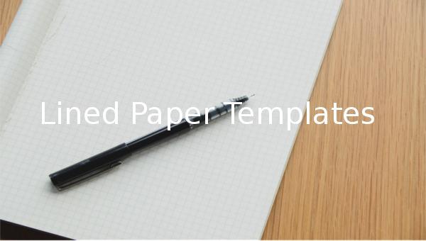 linedpapertemplates