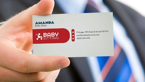 babysitting_businesscardtemplate