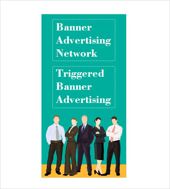 advertisment vertical banner template pdf format