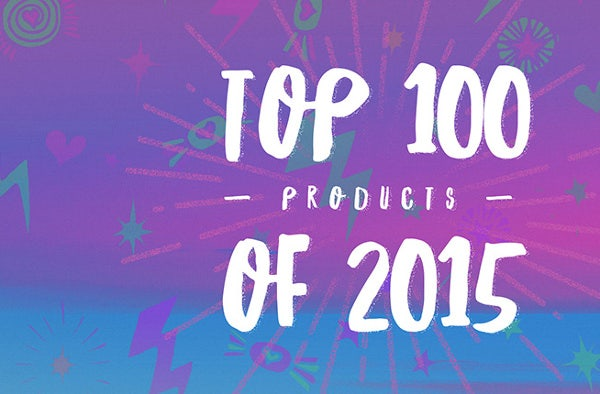 Save 10% and check out the Top 100 Products in 2015