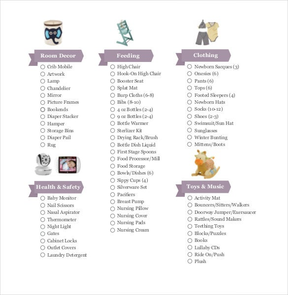 What Do You Need For A Baby Shower Baby Shower Ideas