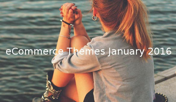 eCommerce Themes January 2016
