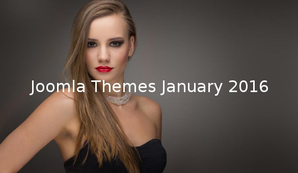 Joomla Themes January 2016