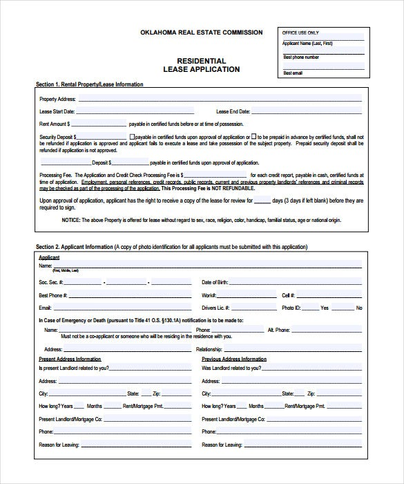 house rental application letter 1form's online rental application form allows you to apply for your rental home quickly and efficiently create your free account today.