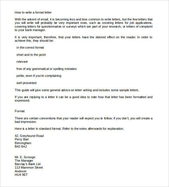 how to write formal letter With the invention of email, letter writing is becoming less popular, but despite this it is an important skill if you'd like to learn about email writing.