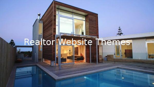 realtor website themes