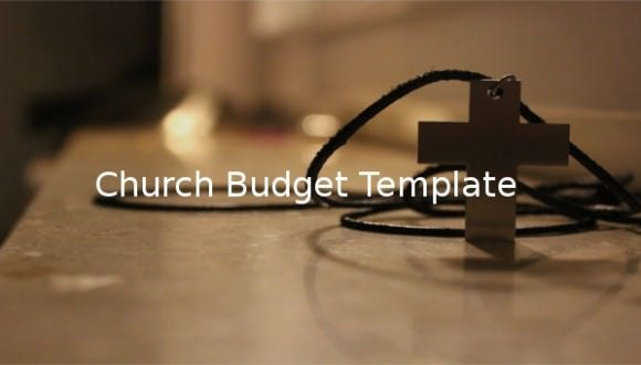 Church Budget Template 10 Free Word Excel Pdf