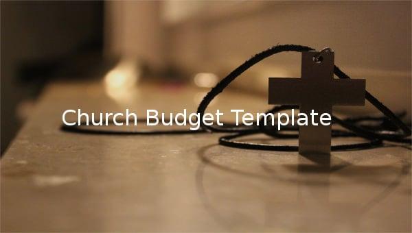 churchbudgettemplate