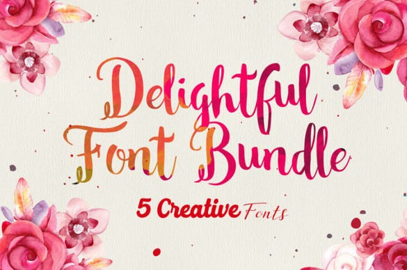 Awesome Font Deals from MightyDeals