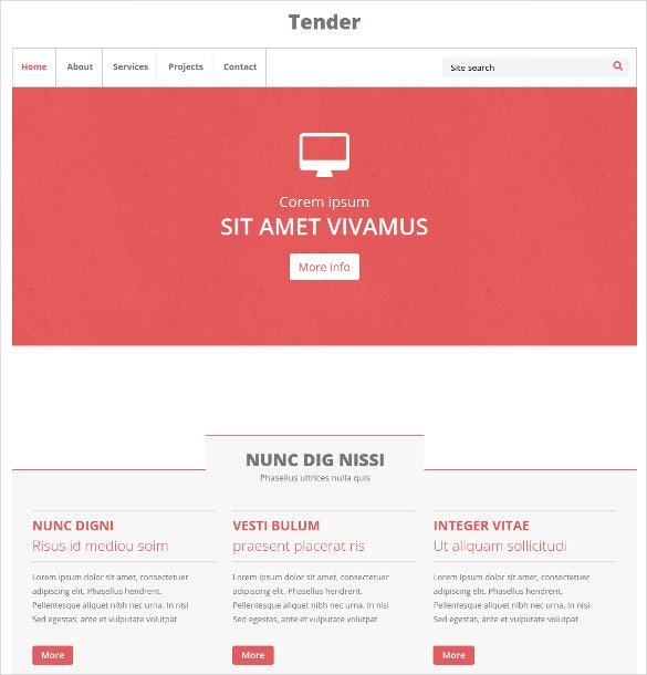 free multipurpose bootstrap responsive personal website theme