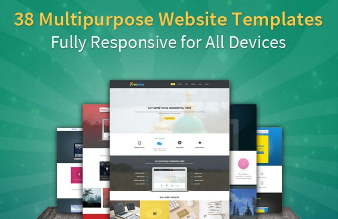 Bootstrap 3 Templates only for $24