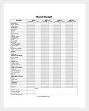 Printable-Weekly-Budget-Template-PDF