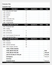 Example-Film-Budget-Template