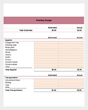 Example-Wedding-Budget-Template