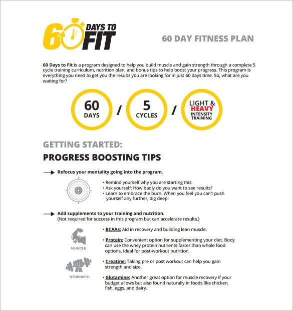 30 60 90 Day Plan Template 18 Free Word PDF PPT Prezi – Bonus Plan Template