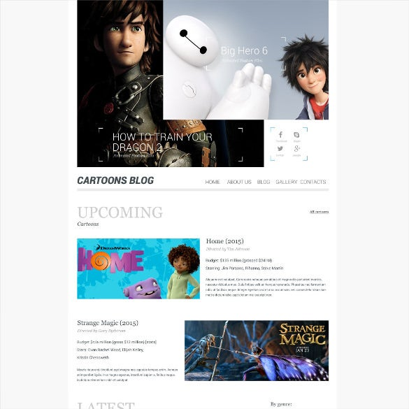 entertainment for kids wordpress theme