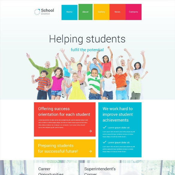 education organization wordpress theme1