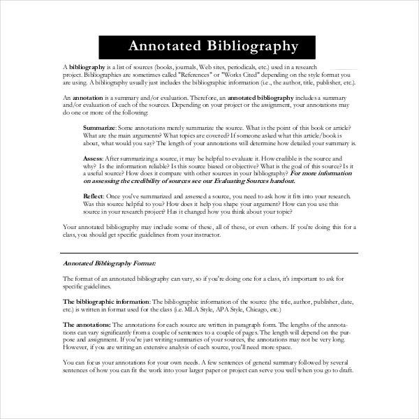 free-annotated-bibliography-template