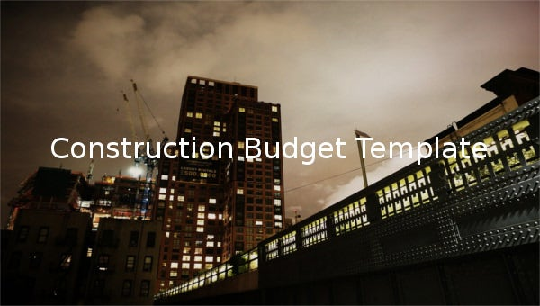constructionbudgettemplate