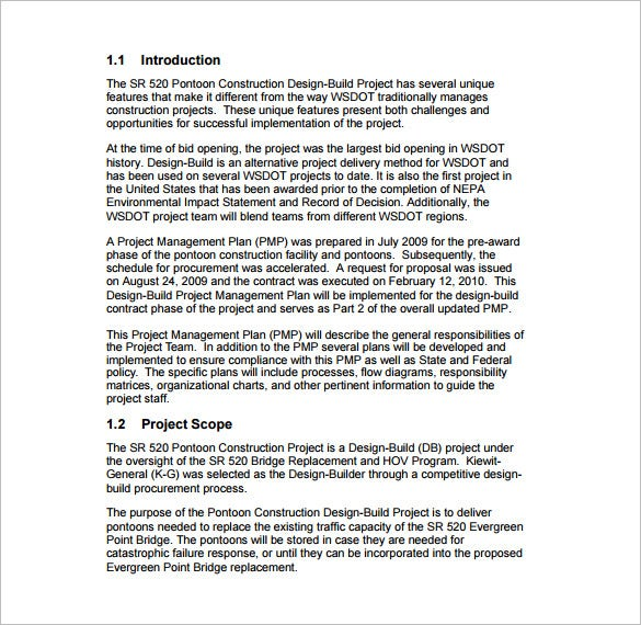 Project management plan examples agipeadosencolombia project management plan examples pronofoot35fo Image collections