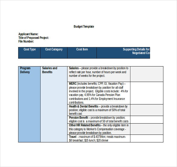 course project budget proposal template Proposal project budget a longer-term self-paced e-learning course, creating a sound proposal budget its step-by-step instructions offer templates and plenty of.