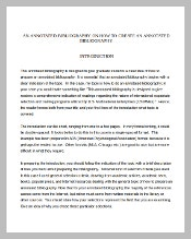 San Franciso State Teaching Annotated Bibliography Template Document Free Download