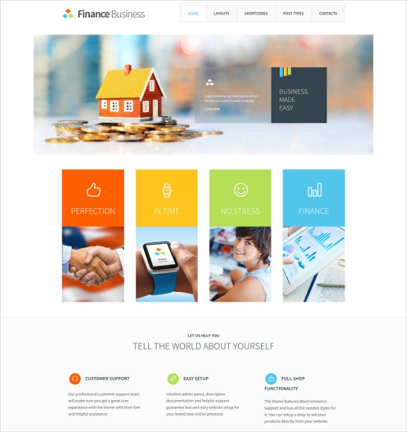 insurance company website templates free download  26  Insurance Website Themes