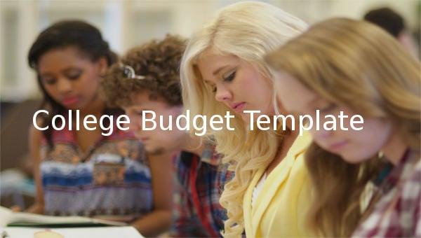 collegebudgettemplate