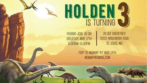 dinosaurbirthdayinvitation
