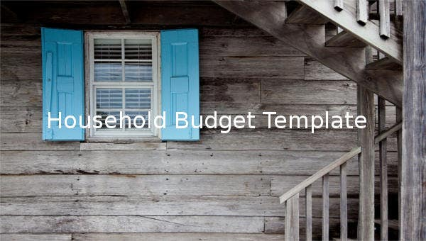 householdbudgettemplate
