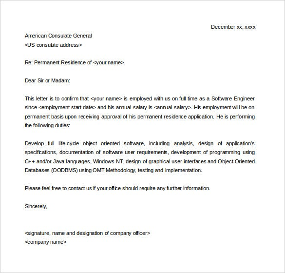 how to write company letter embassy for visa howsto co