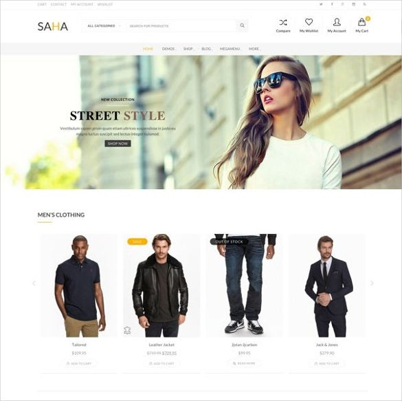powerful wordpress ecommerce theme
