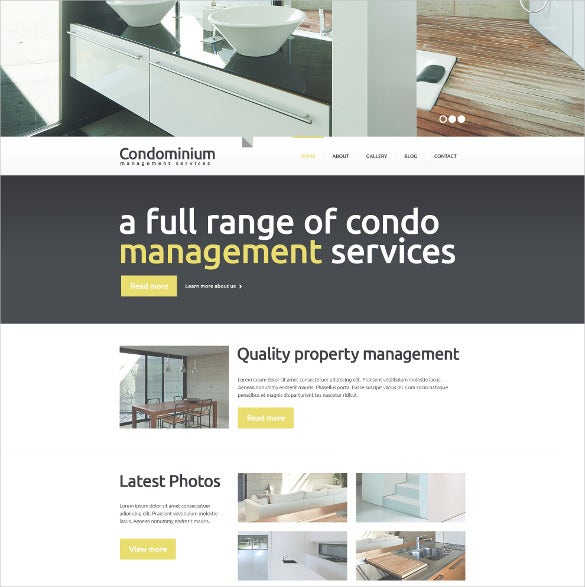 pretty mortgage responsive website template1