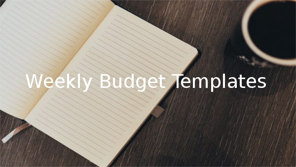 weeklybudgettemplates