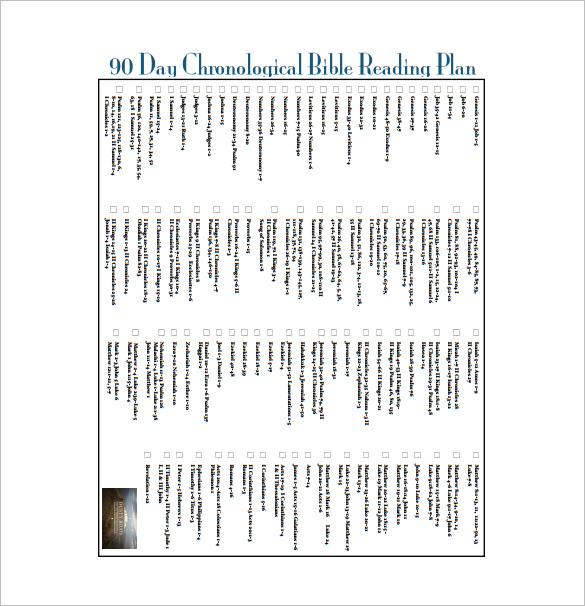 19  90 day plan templates