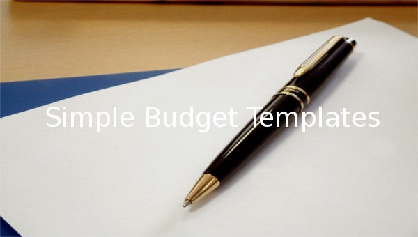 simplebudgettemplates