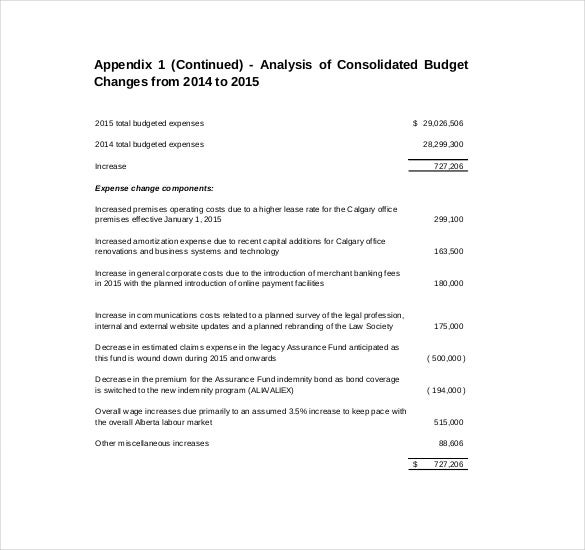 business plan and budget template