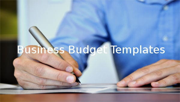 businessbudgettemplates