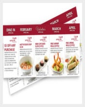 Multipurpose Coupon Flyer Template