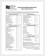 household-monthly-budget-template