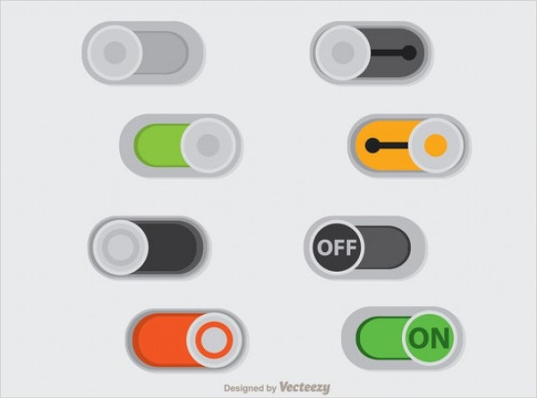 Slidin Switch Power Button