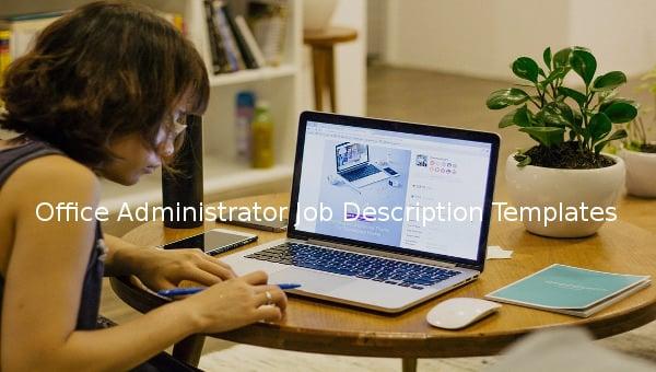 officeadministratorjobdescriptiontemplate