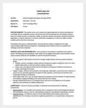 Software Engineering Program Manager PDF Format Free