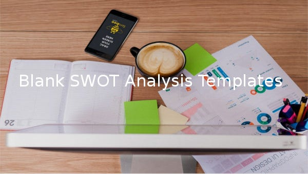 blank swot analysis templates