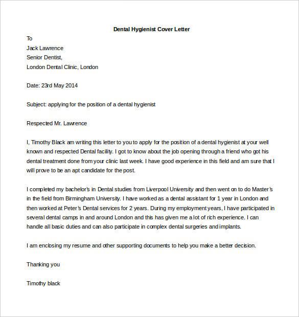 Cover Letter Doc File Plks Tk