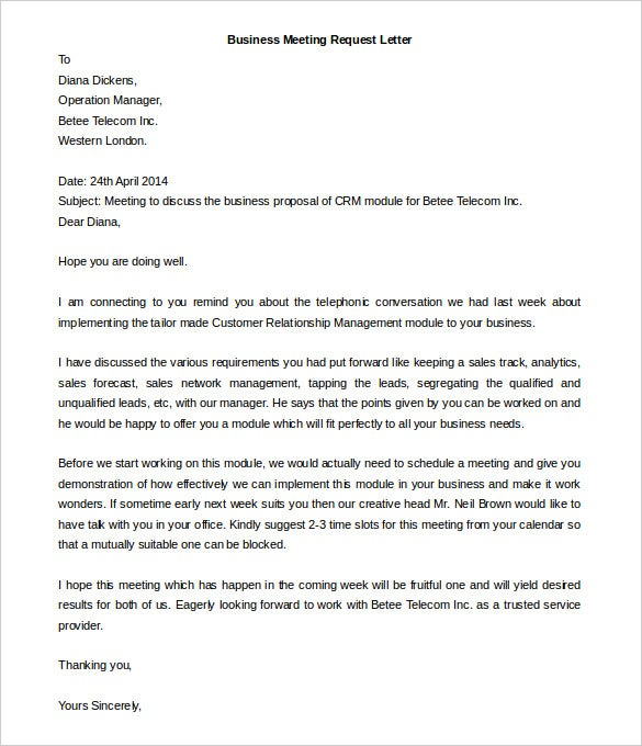 Business letter format template word flashek Choice Image